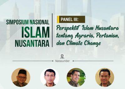 Islam Nusantara dan Gerakan Reforma Agraria di Indonesia